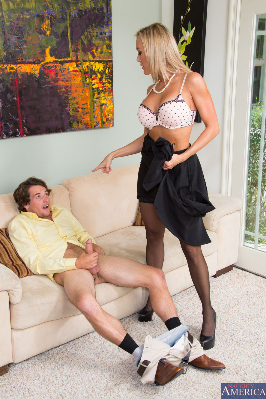 brandi love seduced by a couger