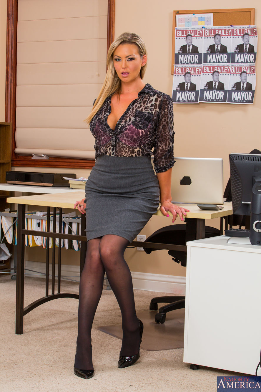 abbey brooks naughty office