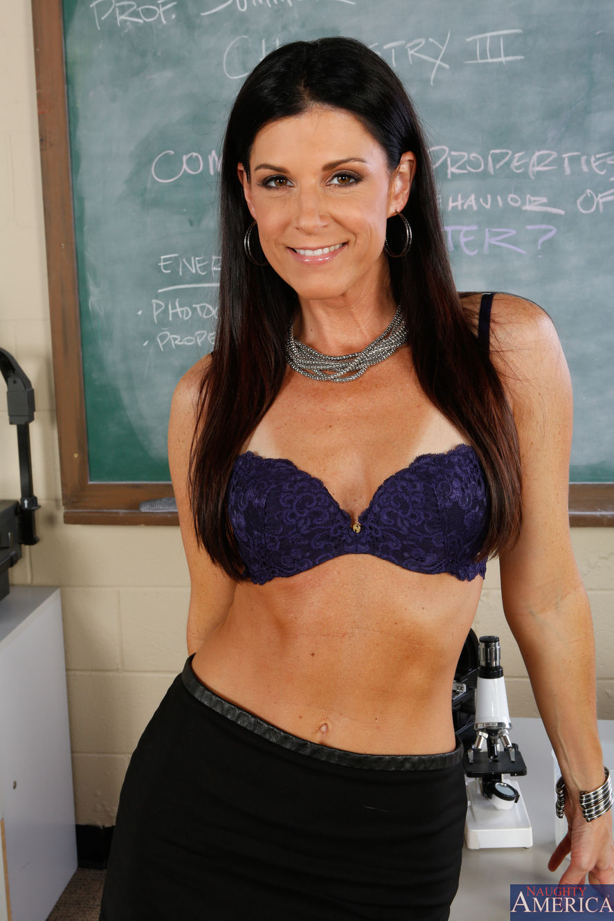 My first sex teacher featuring India Summer