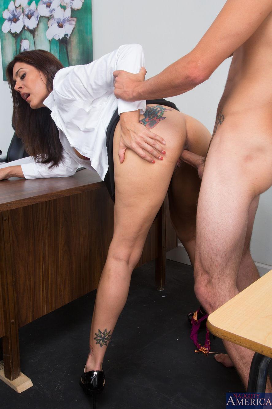my firt sex teacher
