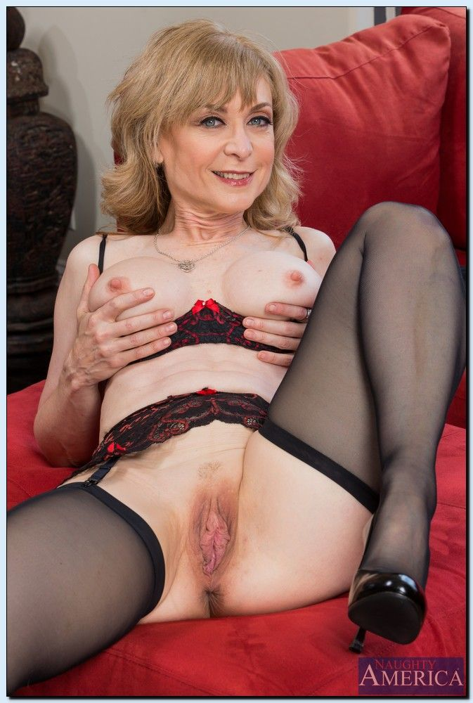 Nina hartley nude squirting