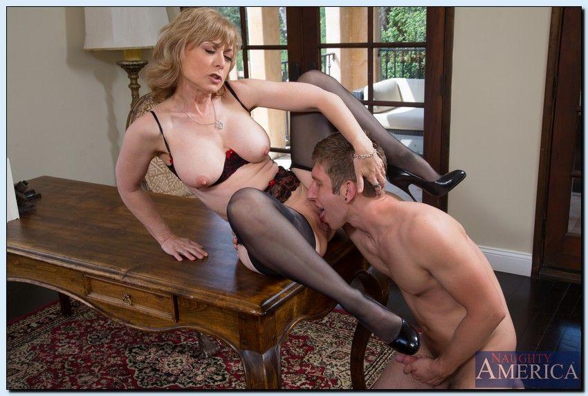 Nina hartley seduced by a cougar
