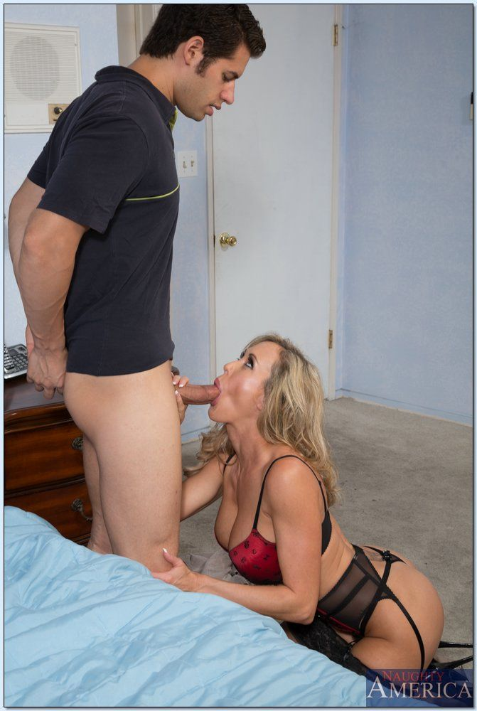 My friends hot mom brandi love