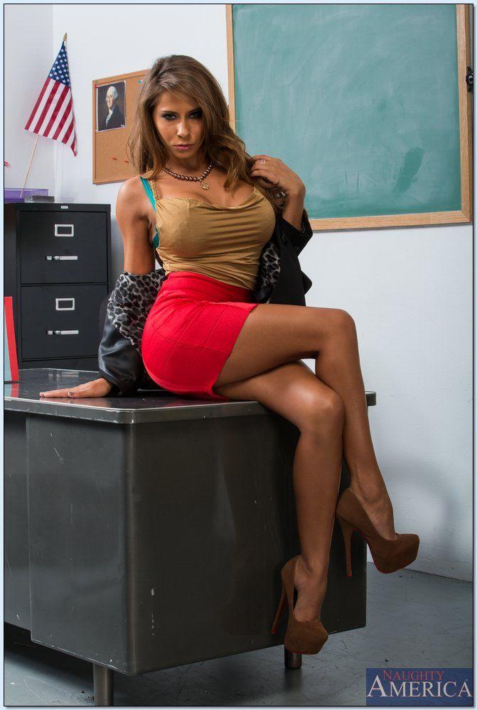 Madison Ivy - My First Sex Teacher 2385-7330