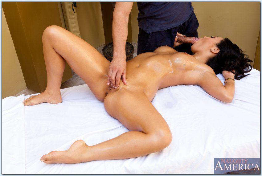 Japanese naughty massage