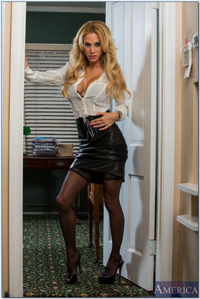 Sarah Jessie - Naughty Office 2475