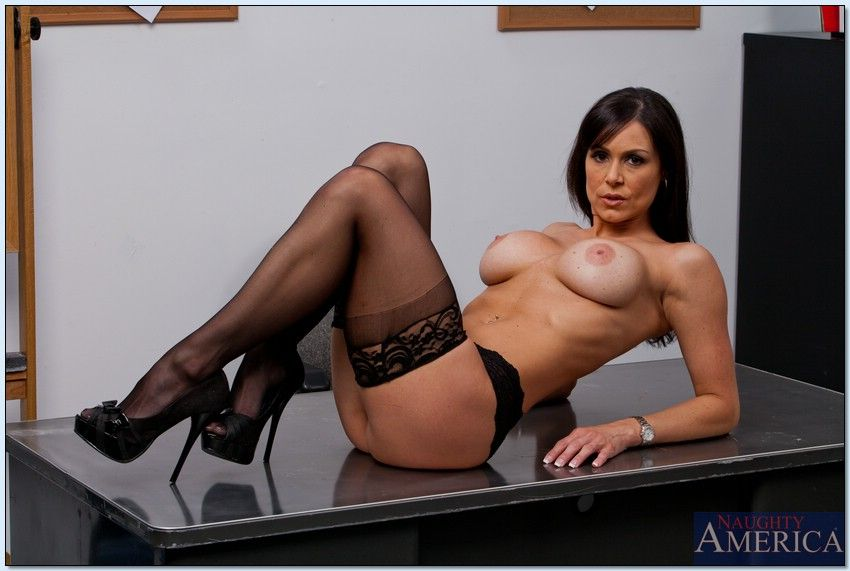 Kendra lust teacher