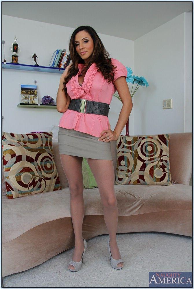 Ariella Ferrera in My Friends Hot Mom From Naughty America