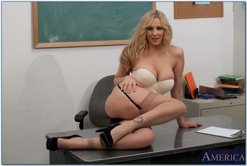 Really. julia ann first sex teacher