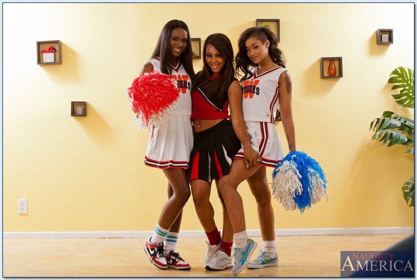 Skin Diamond, Leilani Leeane, Ana Foxxx