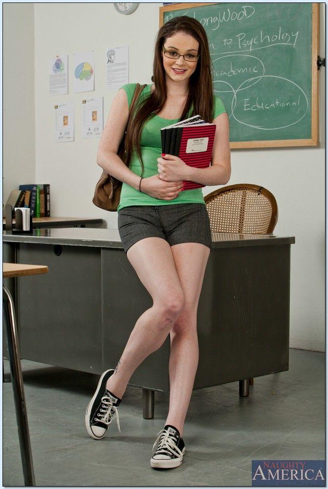 professor tessa lane professionally handles a cock in a classroom  306702