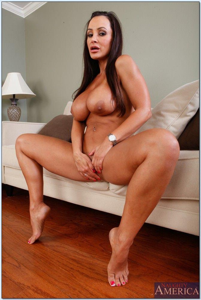 Lisa Ann - My Friends Hot Mom 3445-3504