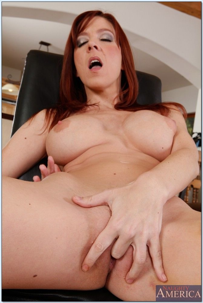 Touching lexi lamour redhead usual