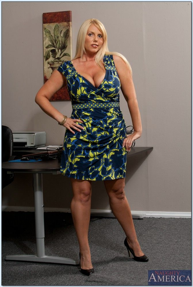 Karen Fisher - Naughty Office 3689