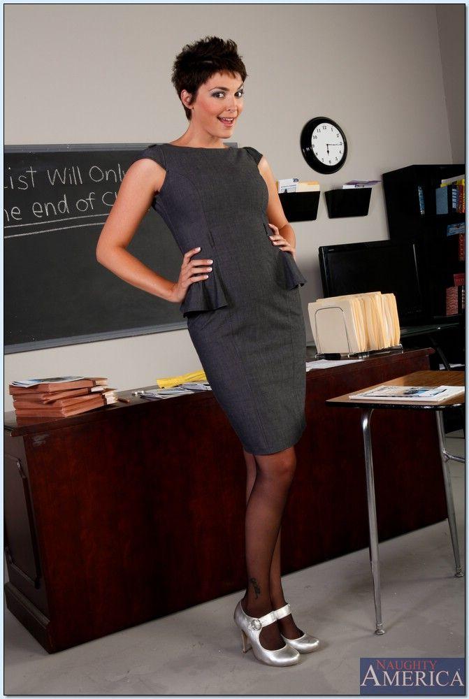First james mrs sex teacher