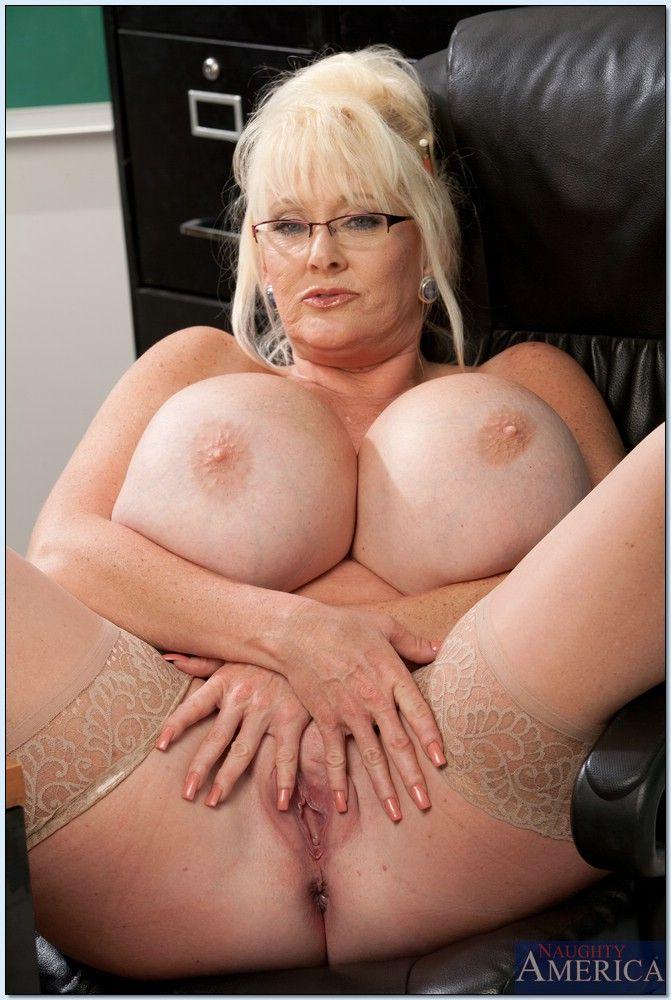 Big Tits Teacher Mature