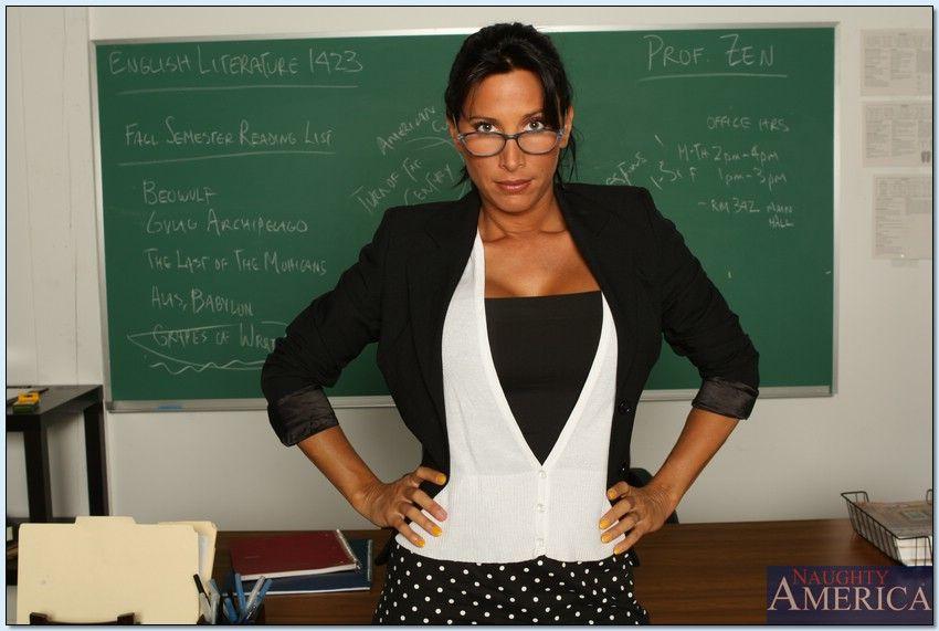 Sex teacher mrs lezley zen interesting