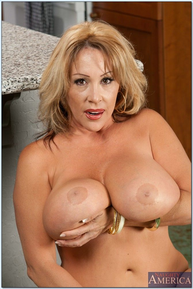 Hot Mom With Natural Tits