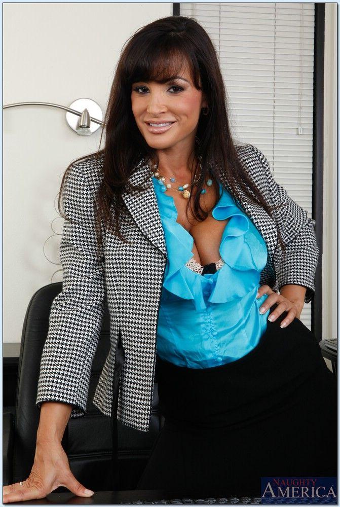 Lisa Ann - My Friends Hot Mom 3908