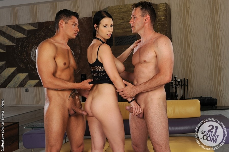 old-hot-two-men-one-woman-sex-naked-cute