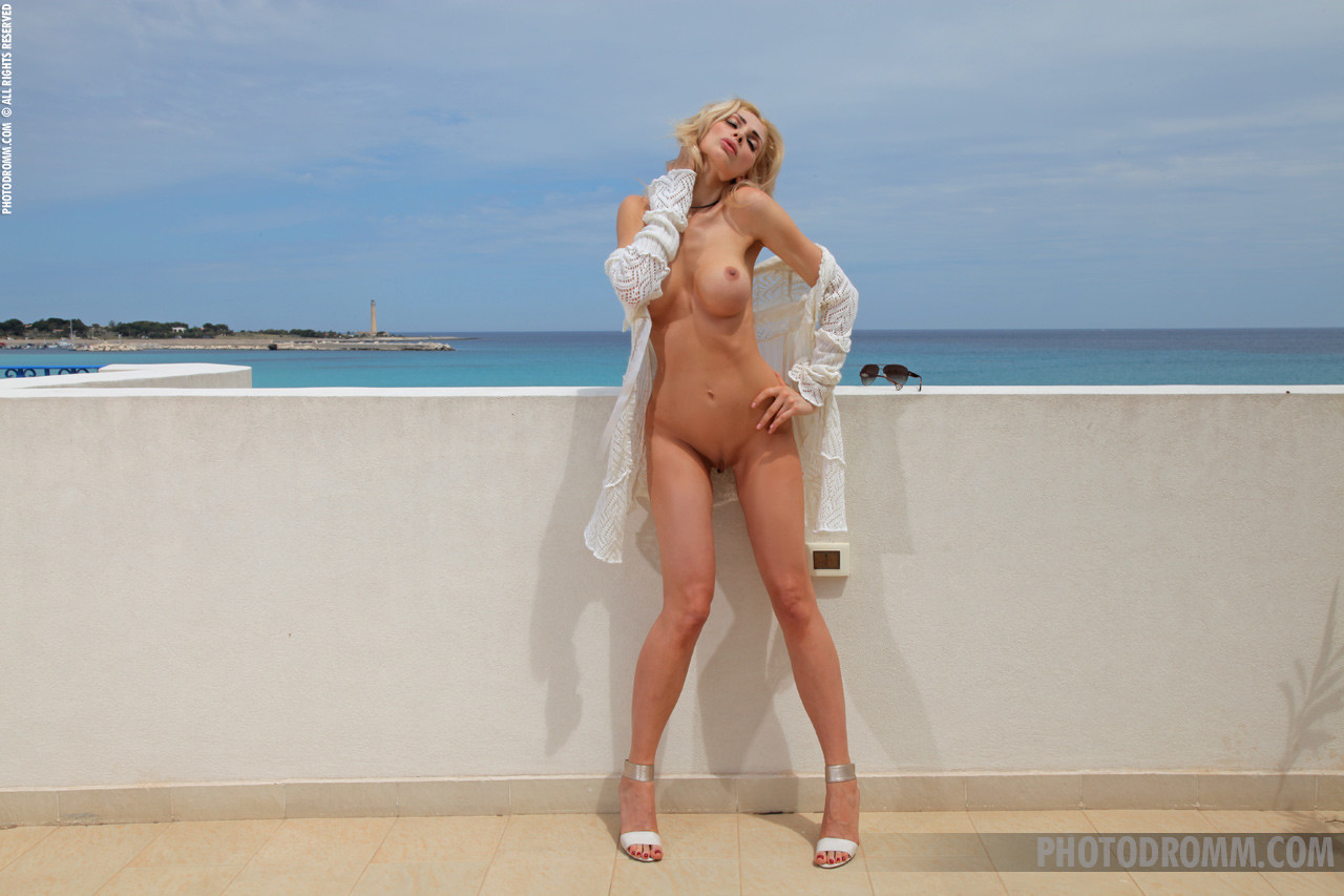 Blonde behaarte muschi