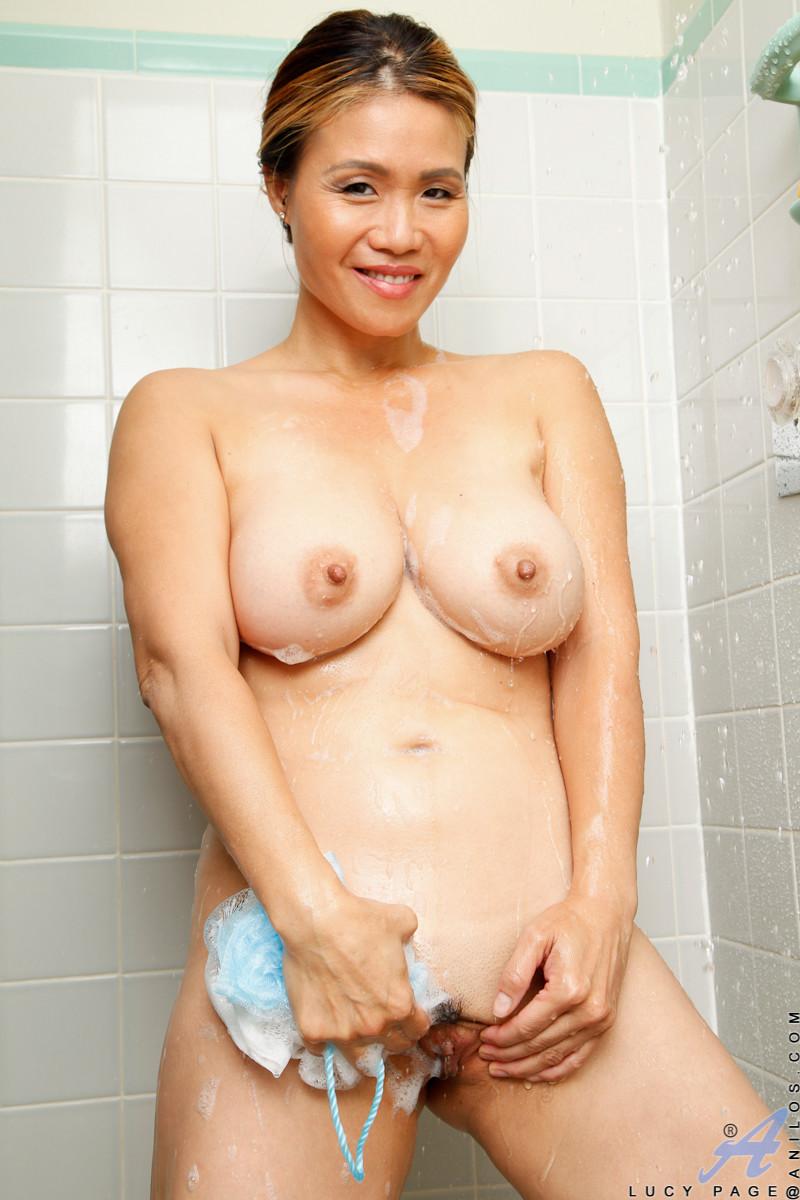 shower orgasm