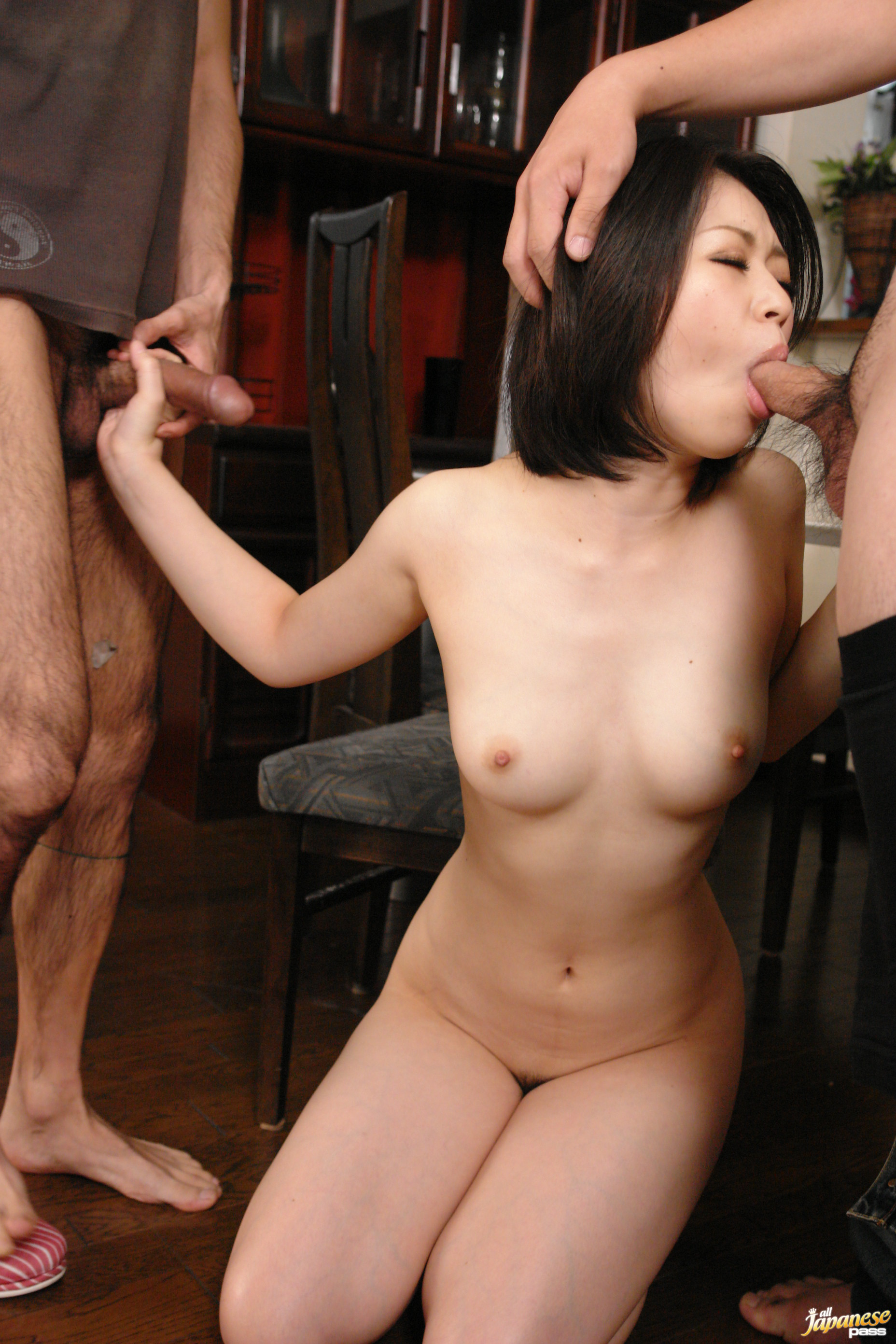 Yuuka Tsubasa Japanese Call Girl Enjoys Sucking Dick 54961-3962