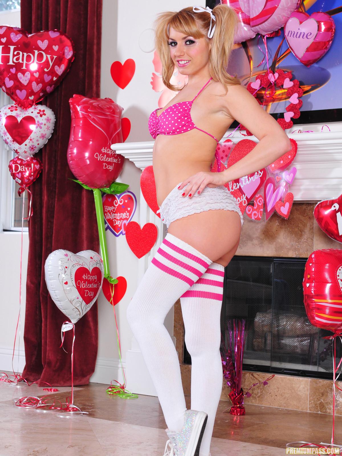Adria rae anal valentines day secret sextape 3