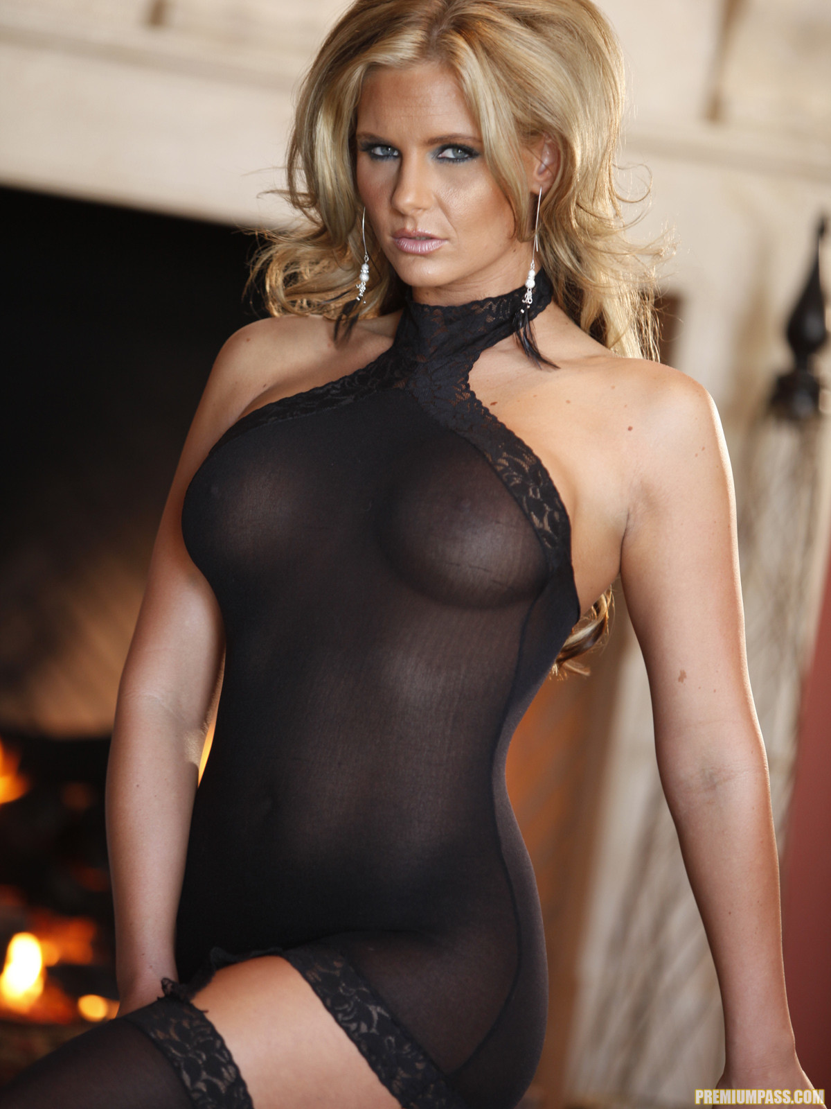 Sexy womens see through dress long sleeve summer cover