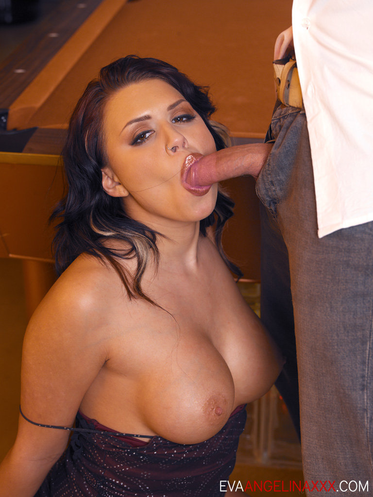 Latina Pornstar Getting Fucked - Latina Pornstar Eva Angelina Getting Fucked and Loving It 55740