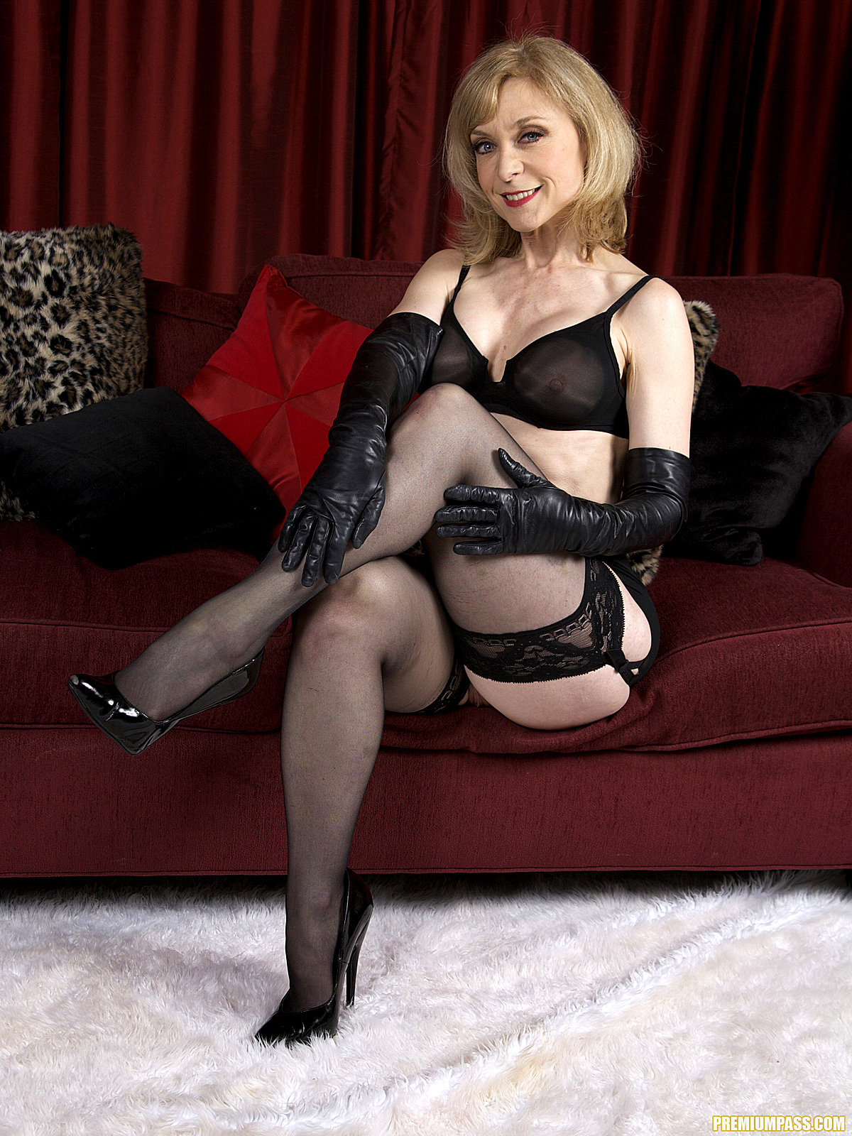 Nina hartley photo