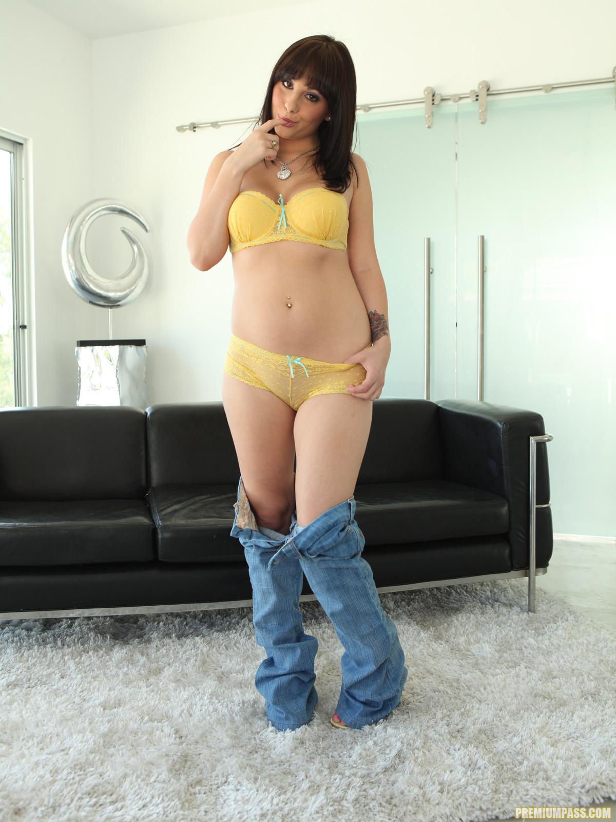 Sexy Studentin Lindy Lane hart schlägt Ihr Englisch Lehrer