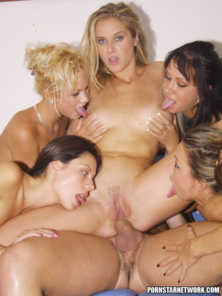 Sex with 4 girls