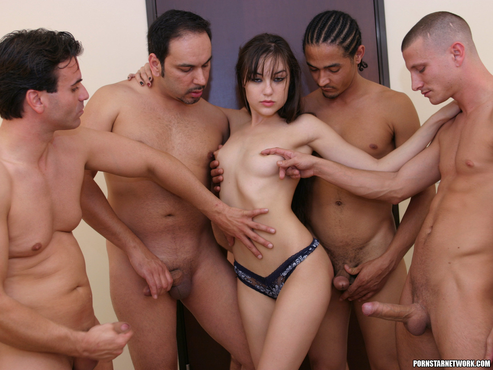 ... Perky Brunette Sasha Grey Gets Her Face Blasted In Cum 9 ...