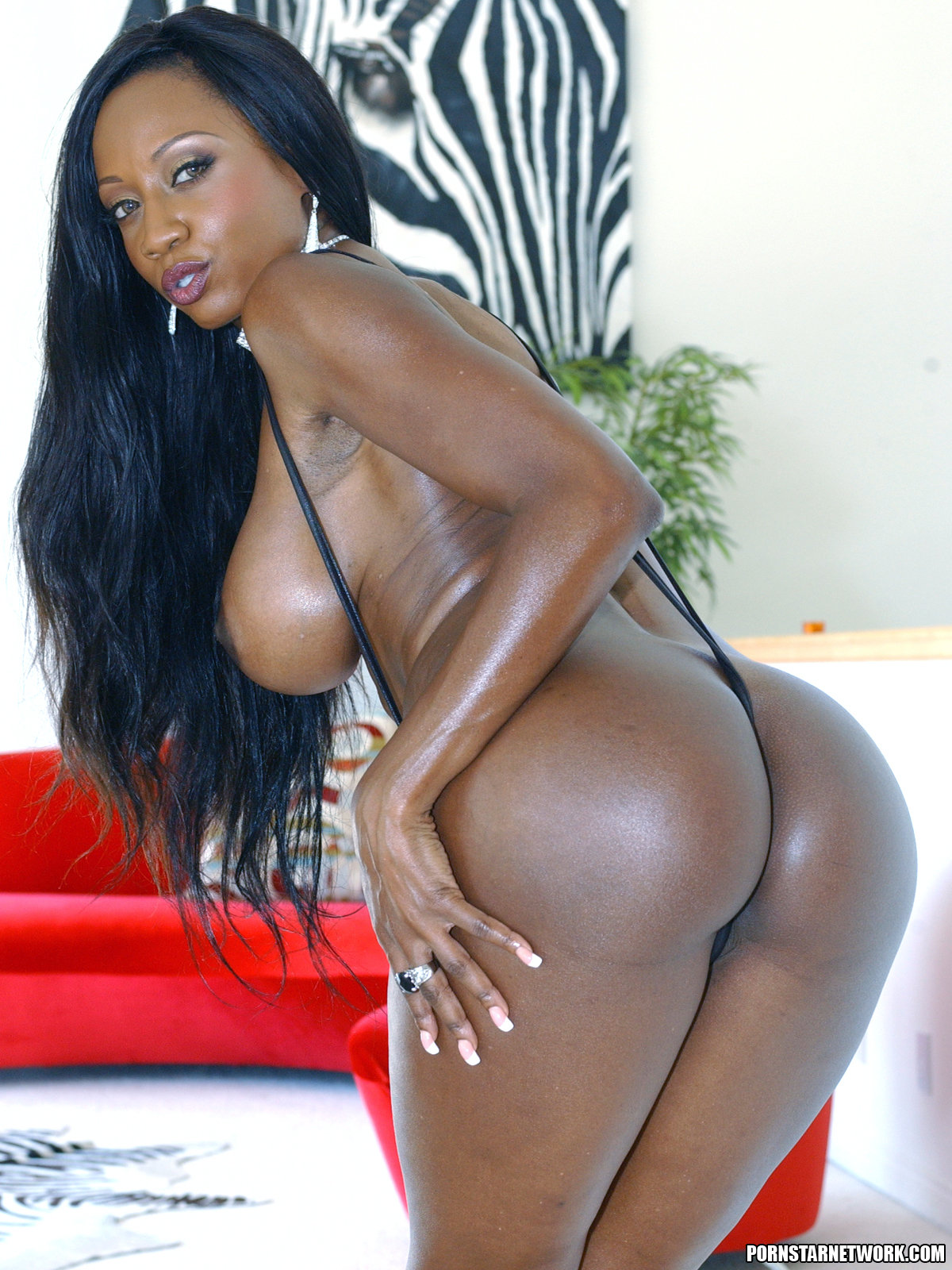Diamond Jackson Was Built For Taking A Big Black Cock 58029-6658