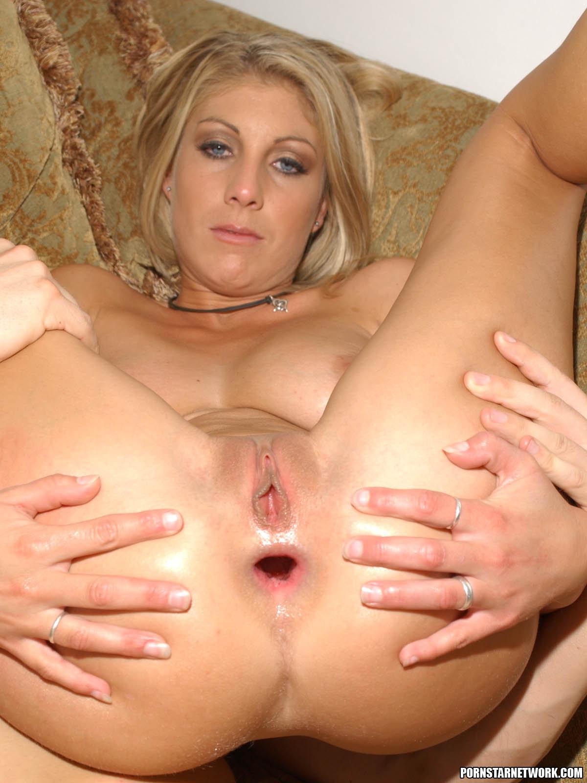 Tiffany six anal
