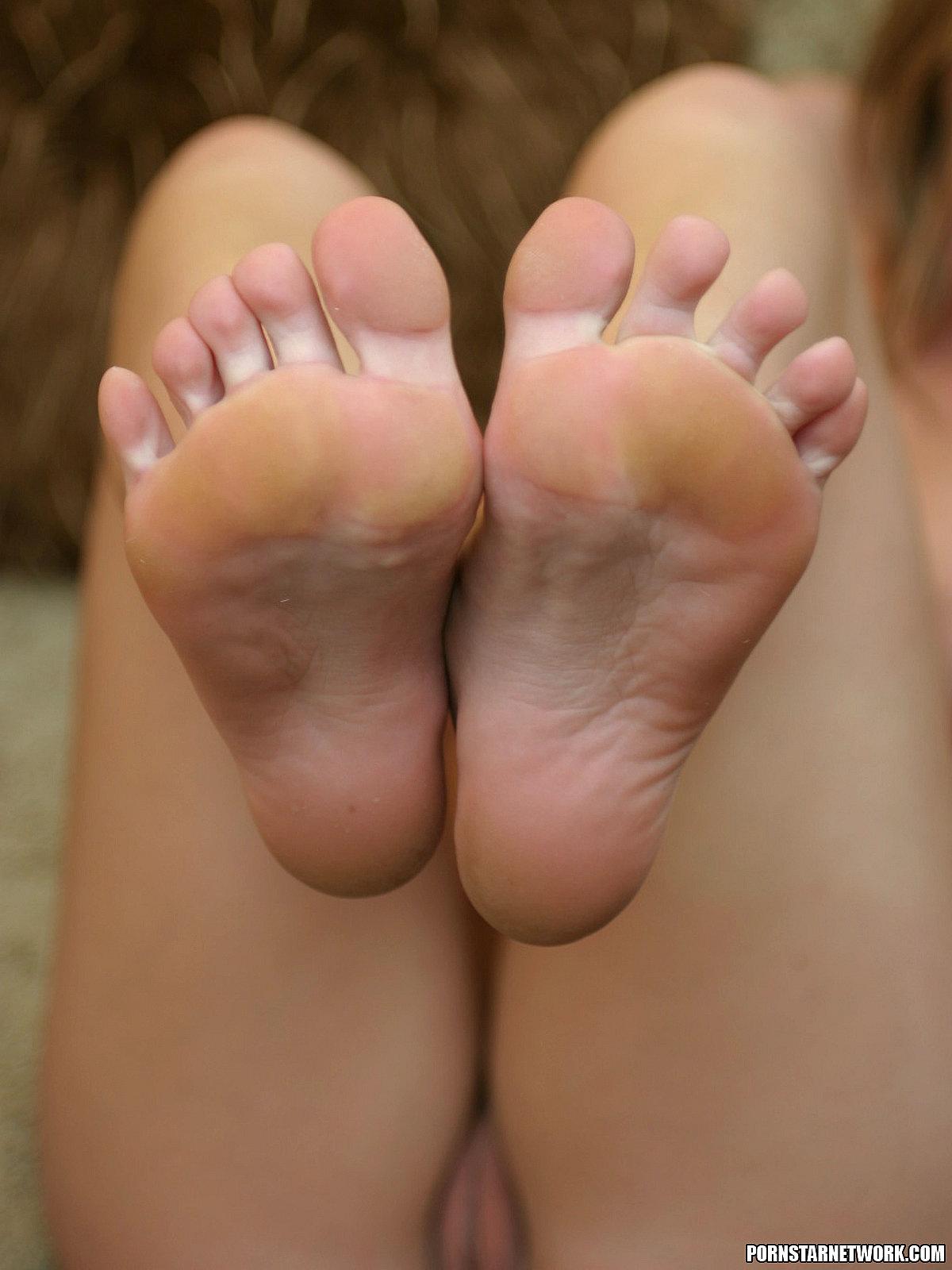 Pov foot fetish