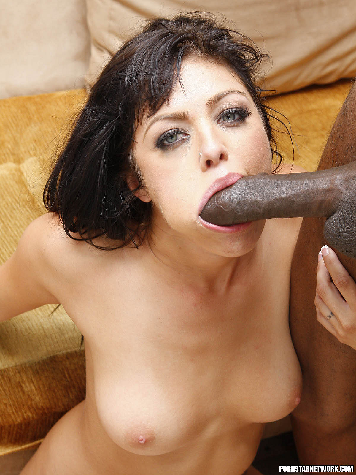 Sadie West Goes Big And Goes Wild For Interracial 58354-9435