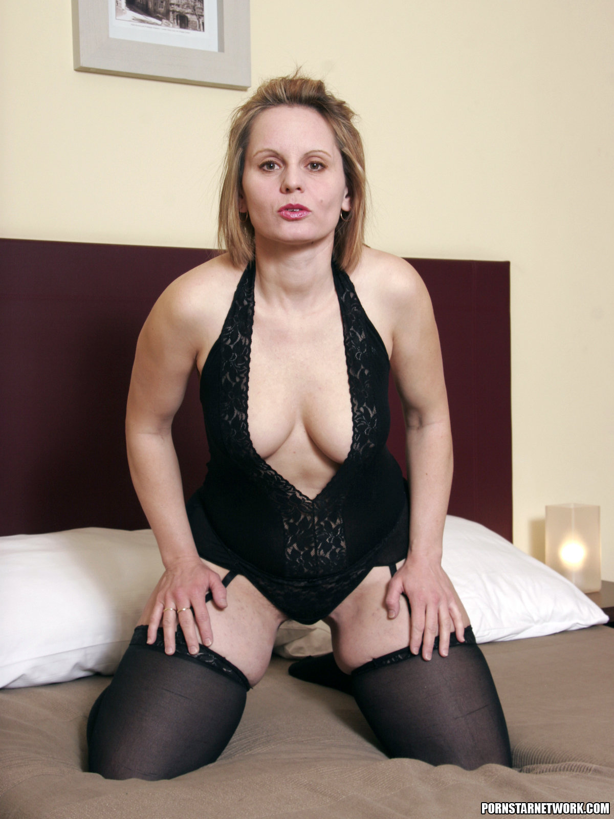 Solo horny girl with two vibrators