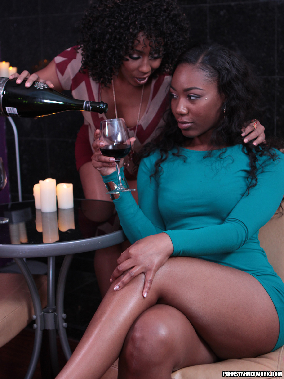 chanel heart and misty stone at their hottest