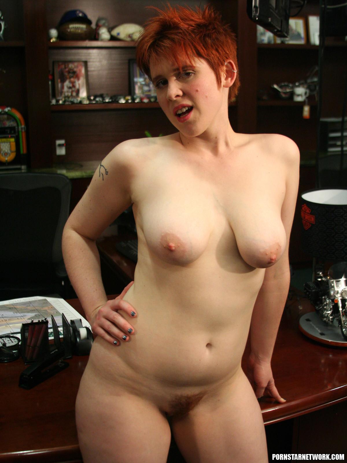 Kagney linn karter two cock anal fuck slut