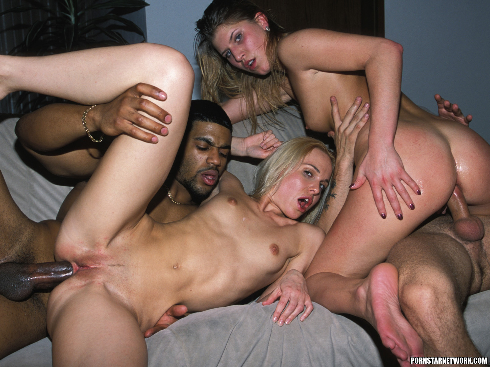 Hot young porn starlets