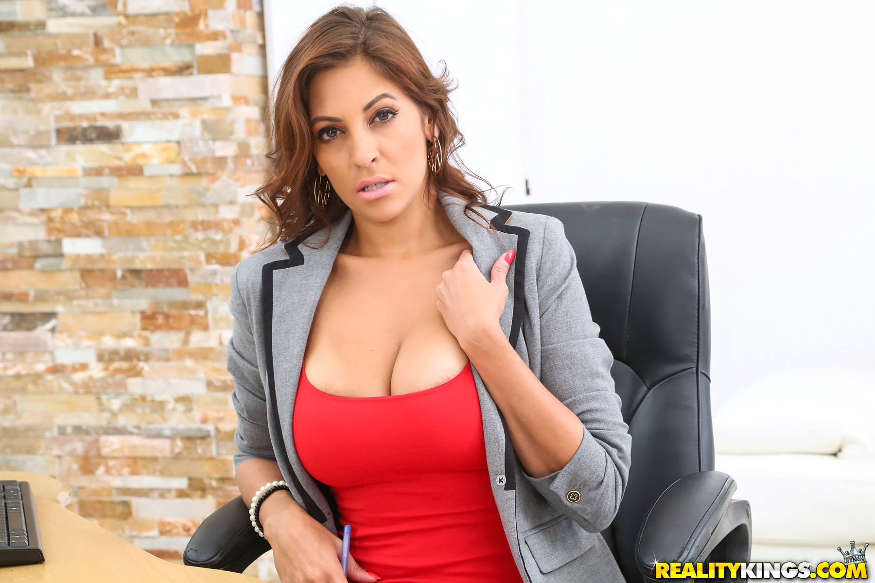 Big tit boss porn pics