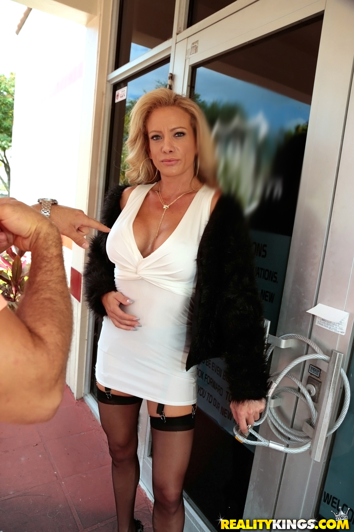 Jodi west blonde milf 1