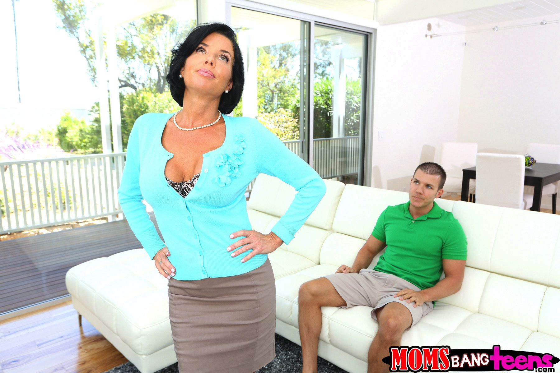 Step mom ava addams wants young body 9