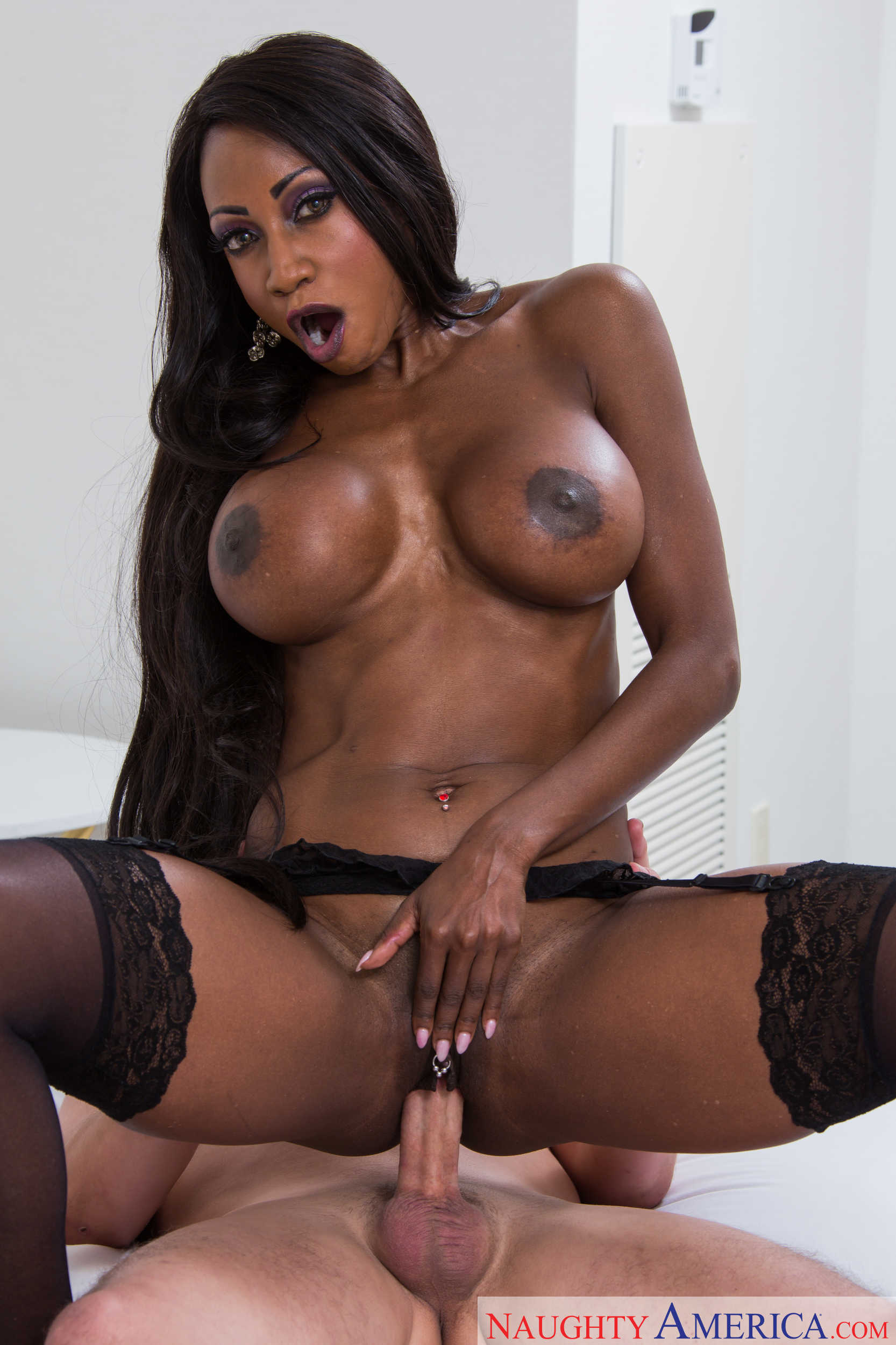 Ebony Diamond Porn