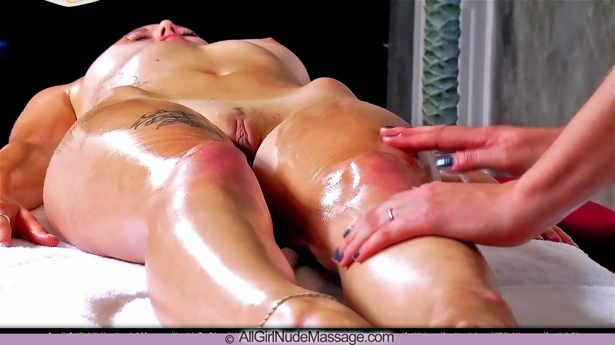 All nude girl breast massage by nude — photo 4
