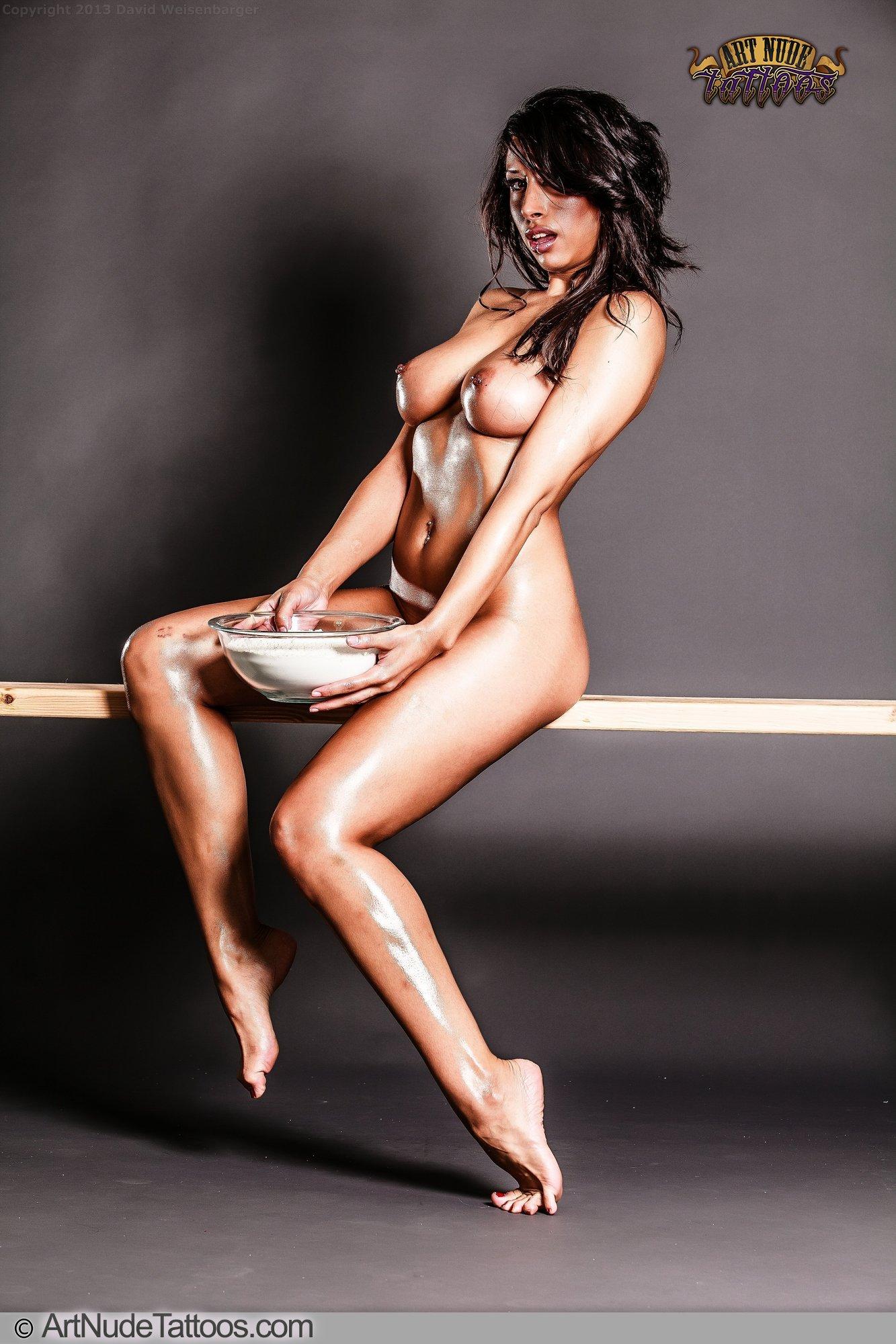 Suspense - Brianna - Art Nude Tattoos 63129-1042