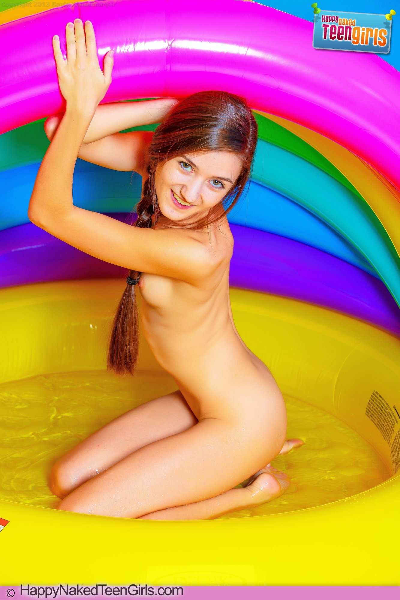 Omg This Feels Good - Claire - Happy Naked Teen Girls 63241-8669