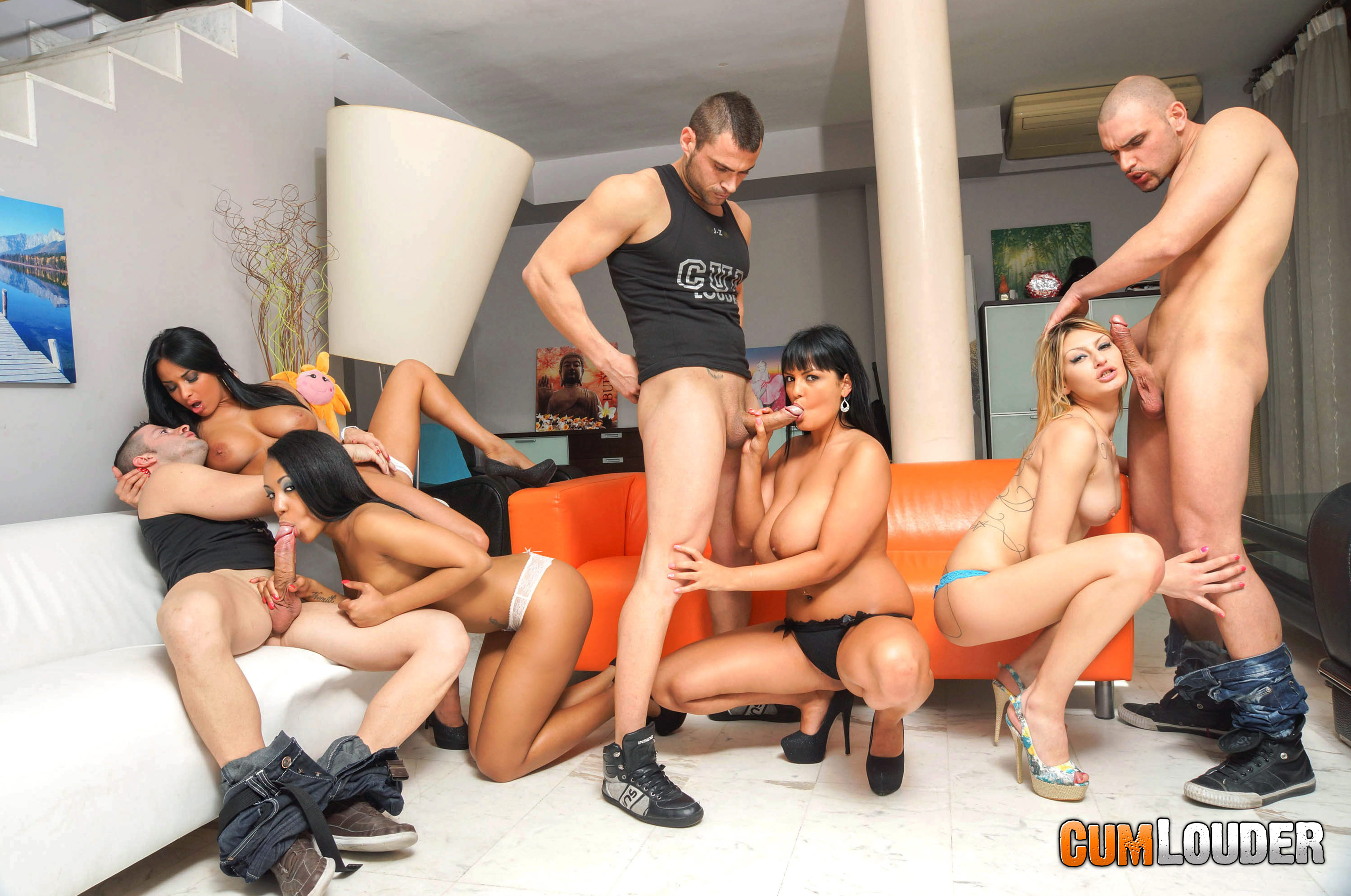 Anissa Kate - Happy Birthday Orgy 64934-5521